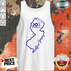 Official Joe Biden And Kamala Harris Win New Jersey 2020 Tank Top-Design By Soyatees.com