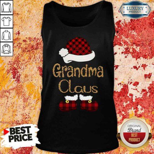 Original Santa Claus Grandma Claus Tank Top-Design By Soyatees.com