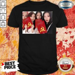 Loona The Communist Manifesto Shirt-Design By Soyatees.com