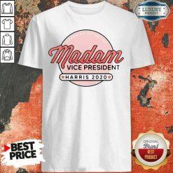 Perfect Madam Vice President Harris 2020 Shirt-Design By Soyatees.com