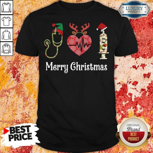 Perfect Nurse Merry Christmas Shirt-Design By Soyatees.com