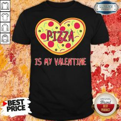 Perfect Pizza Is My Valentine Shirt-Design By Soyatees.com