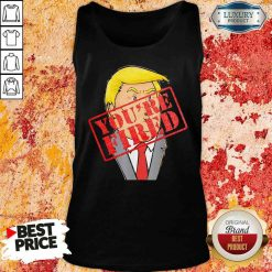 Perfect Trump Youre Fired Not Longer President 2020 Tank Top-Design By Soyatees.com