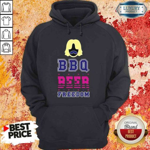 Premium Bbq Beer Freedom Scream Stealing The Election 2020 Hoodie-Design By Soyatees.com