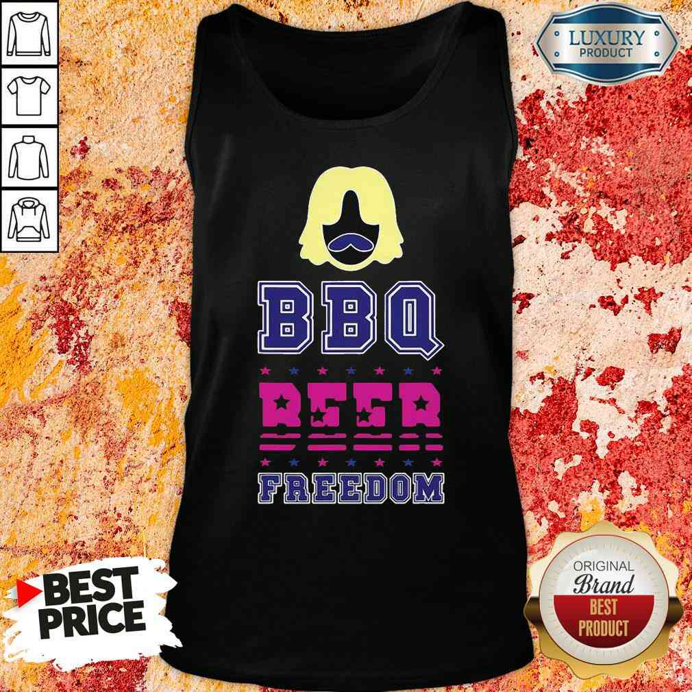 Premium Bbq Beer Freedom Scream Stealing The Election 2020 Tank Top-Design By Soyatees.com