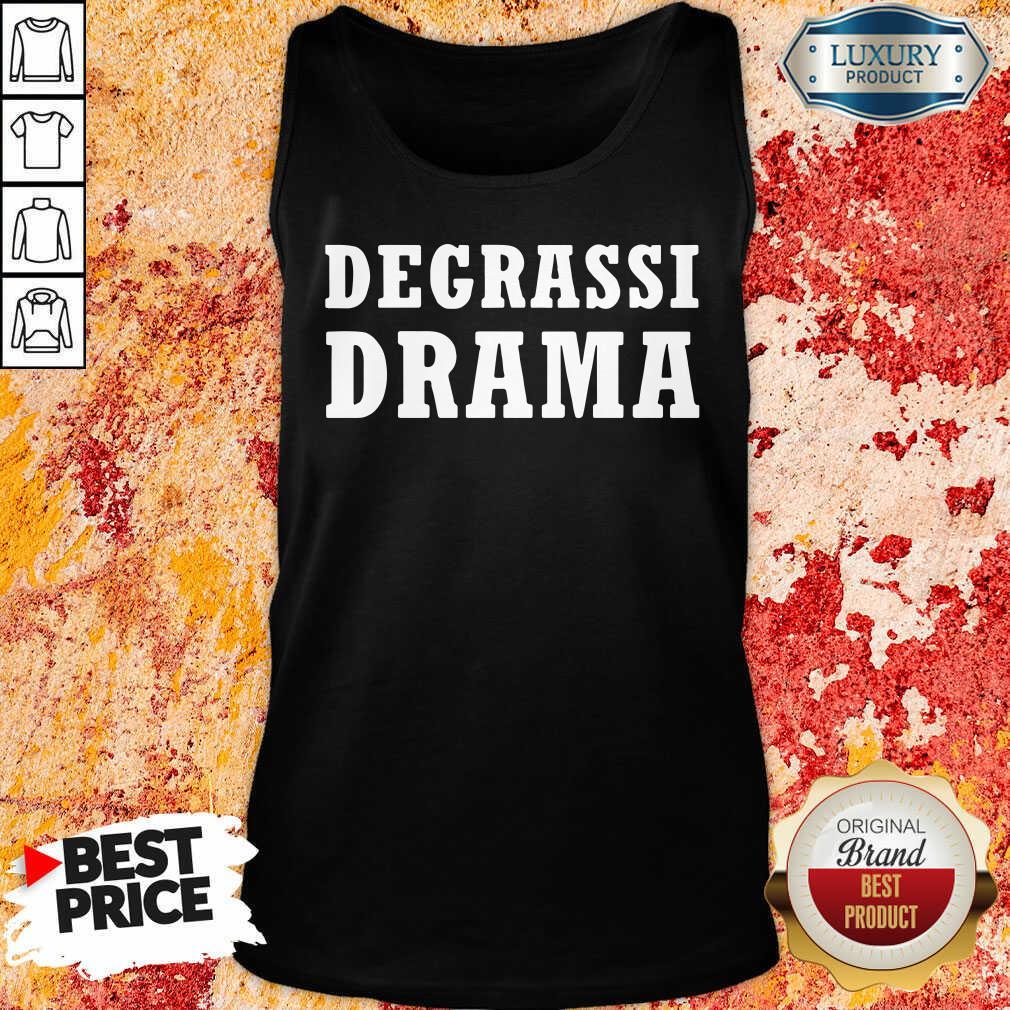 Degrassi Drama  Premium Degrassi Drama Tank Top-Design By Soyatees.com
