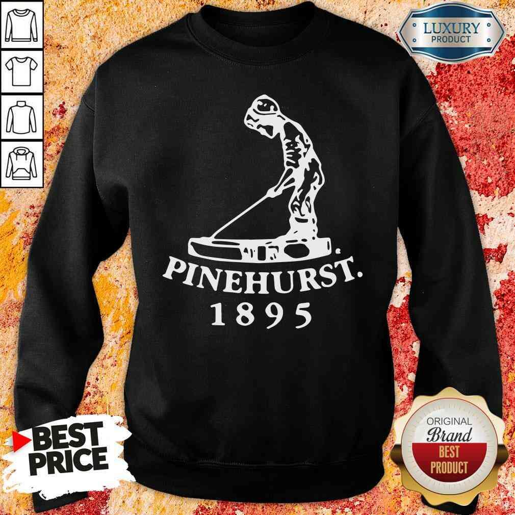 Premium Golf X Pinehurst Putter Boy Imperial Tee Sweatshirt-Design By Soyatees.com