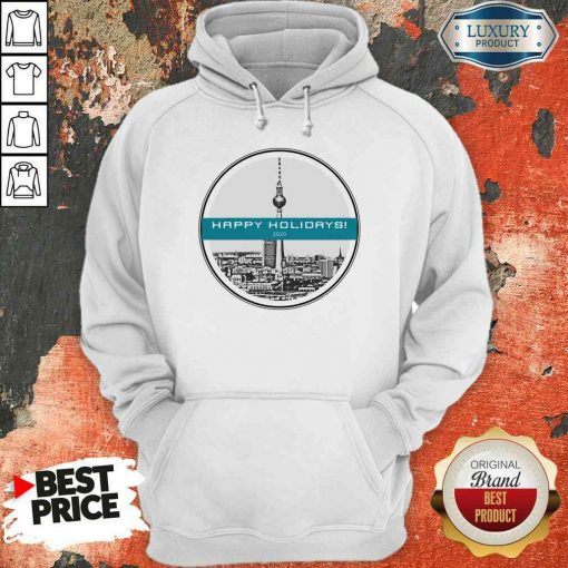 Premium New Holiday 2020 City Hoodie-Design By Soyatees.com