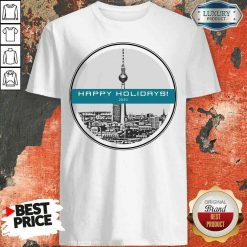 Premium New Holiday 2020 City Shirt-Design By Soyatees.com