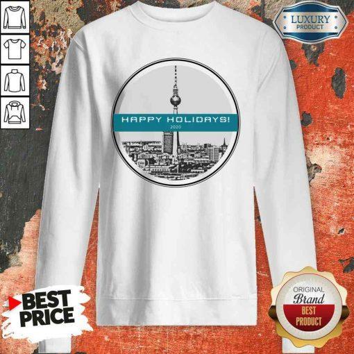 Premium New Holiday 2020 City Sweatshirt-Design By Soyatees.com