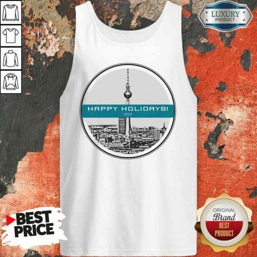 Premium New Holiday 2020 City Tank Top-Design By Soyatees.com