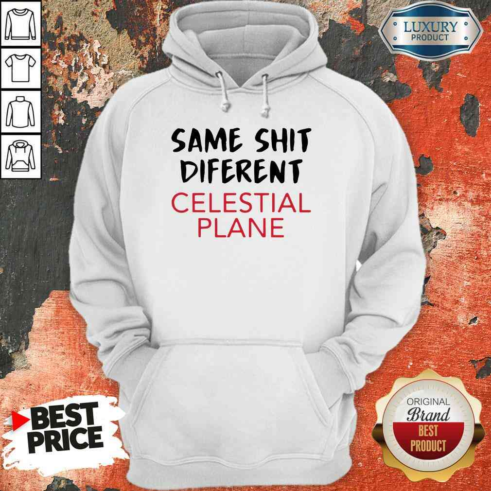 Premium Same Shit Different Celestial Plane Hoodie-Design By Soyatees.com