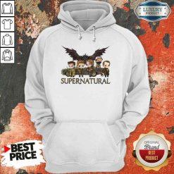 Premium Supernatural Chibi Hoodie-Design By Soyatees.com