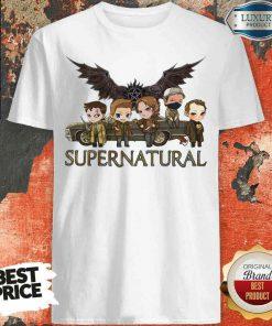Premium Supernatural Chibi Shirt-Design By Soyatees.com