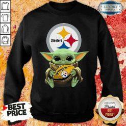 Pretty Steelers Take It Thanksgiving Sweatshirt-Design By Soyatees.com