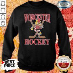 Worcester Hockey 2020 Sweatshirt-Design By Soyatees.com