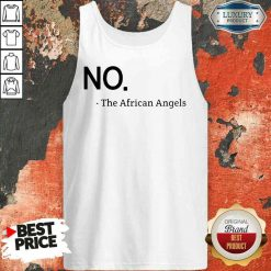 Top No The African Angels Tank Top-Design By Soyatees.com