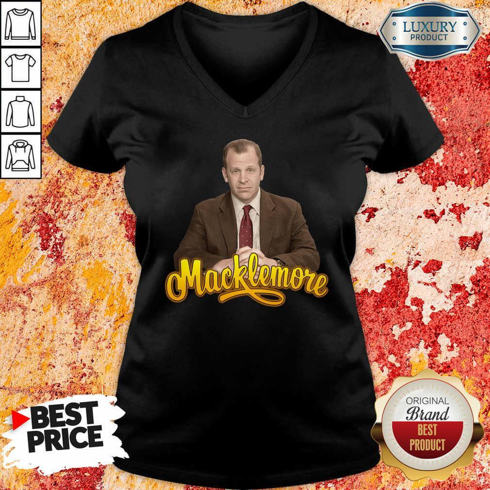 Specific Lads Macklemore V-neck-Design By Soyatees.com