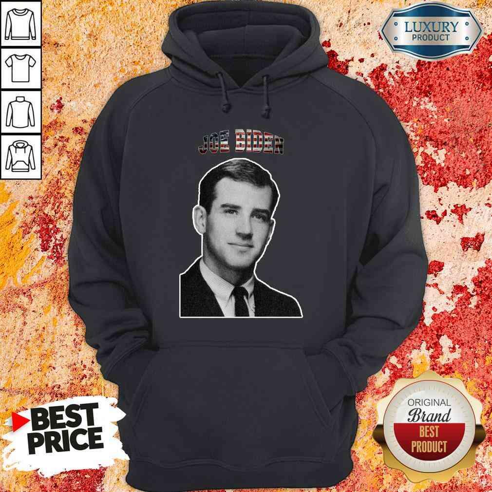 """Top Young Joe Biden American Flag Election Hoodie-Design By Soyatees.com"