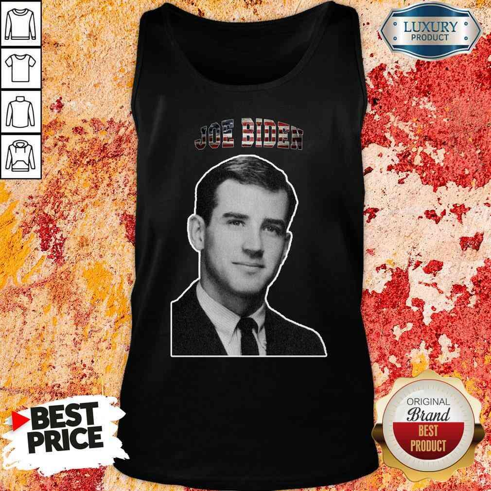 """Top Young Joe Biden American Flag Election Tank Top-Design By Soyatees.com"