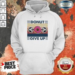 Don'T Give Up Vintage Hoodie-Design By Soyatees.com