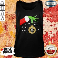 Grinch Christmas Ornament Seattle Seahawks Tank Top-Design By Soyatees.com