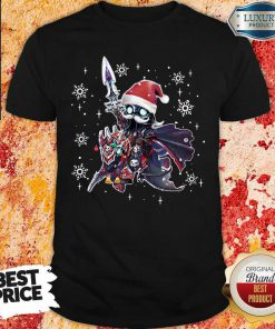 Lich King Christmas Edition Classic Shirt-Design By Soyatees.com