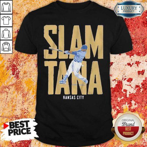 Slamtana Kansas City Shirt-Design By Soyatees.com