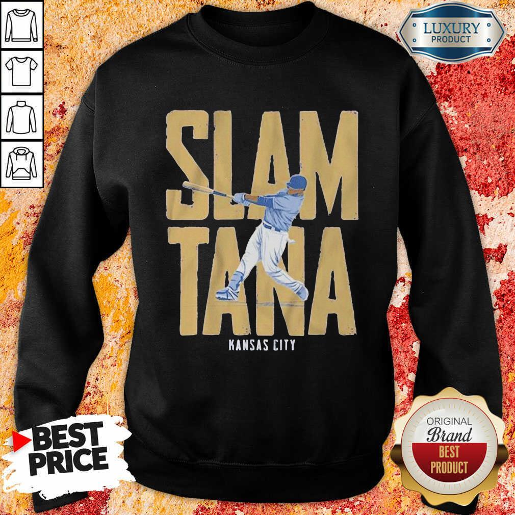 Slamtana Kansas City Sweatshirt-Design By Soyatees.com