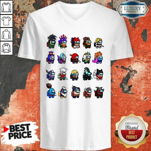 Some Items Are Not Guaranteed For Christmas Delivery V-neck-Design By Soyatees.com