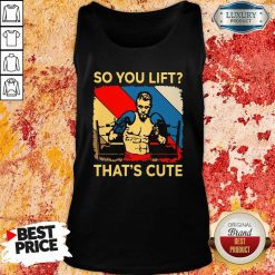 Boxing So You Lift That'S Cute Vintage Tank Top-Design By Soyatees.com