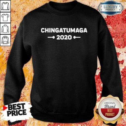 Chingatumaga 2020 Sweatshirt-Design By Soyatees.com