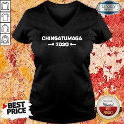 Chingatumaga 2020 V-neck-Design By Soyatees.com