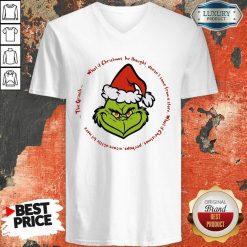 Yorkshire Terrier Face Mask 2019 2020 Christmas V-neck-Design By Soyatees.com