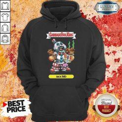 Captain Spaulding Garbage Pail Kids Sick Sid Hoodie-Design By Soyatees.com