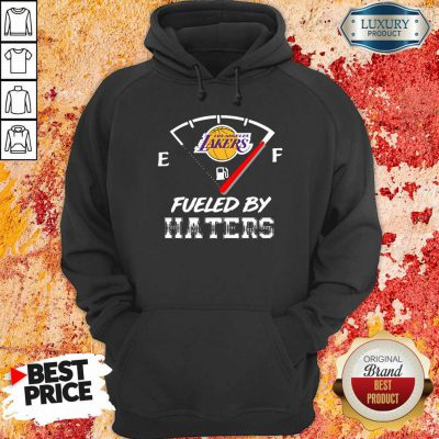 Los Angeles Lakers Nba Basketball Fueled By Haters Sports Hoodie-Design By Soyatees.com