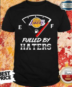 Los Angeles Lakers Nba Basketball Fueled By Haters Sports Shirt-Design By Soyatees.com