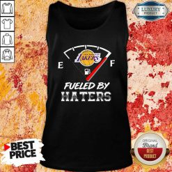 Los Angeles Lakers Nba Basketball Fueled By Haters Sports Tank Top-Design By Soyatees.com