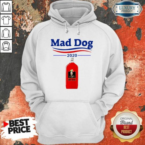 Mad Dog MD 2020 Hoodie - Desisn By Soyatees.com