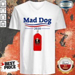 Mad Dog MD 2020 V-neck - Desisn By Soyatees.com