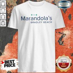 Marandolas Bradley Beach Shirt - Desisn By Soyatees.com