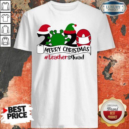 Merry Christmas 2020 Santa Elf Coronavirus Shirt-Design By Soyatees.com