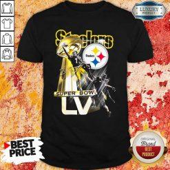 Pittsburgh Steelers Super Bowl Liv Signature Shirt - Desisn By Soyatees.com