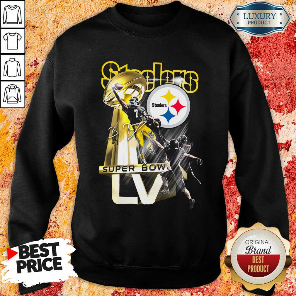 Pittsburgh Steelers Super Bowl Liv Signature Sweatshirt - Desisn By Soyatees.com