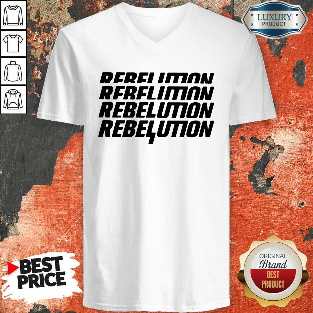 Rebelution Merch V-neck - Desisn By Soyatees.com