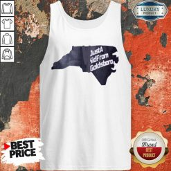 Hot Just A Kid From Goldsboro Tank Top - Desisn By Soyatees.com