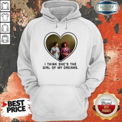 Michael Cera And Mary Elizabeth I Think Shes The Girl Of My Dreams Hoodie - Desisn By Soyatees.com