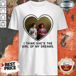Michael Cera And Mary Elizabeth I Think Shes The Girl Of My Dreams Shirt - Desisn By Soyatees.com