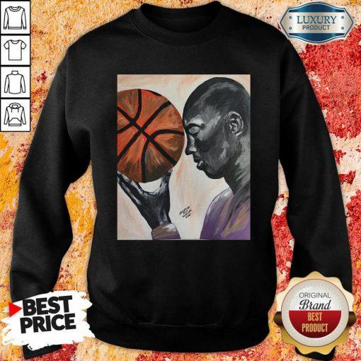 Michael Jordan Basketball Sweatshirt - Desisn By Soyatees.com