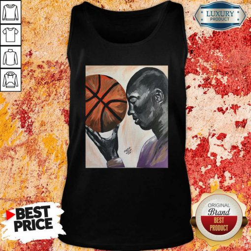 Michael Jordan Basketball Tank Top - Desisn By Soyatees.com